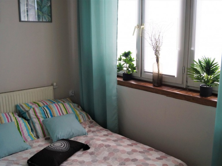 Studio 6-osobowe sypialnia