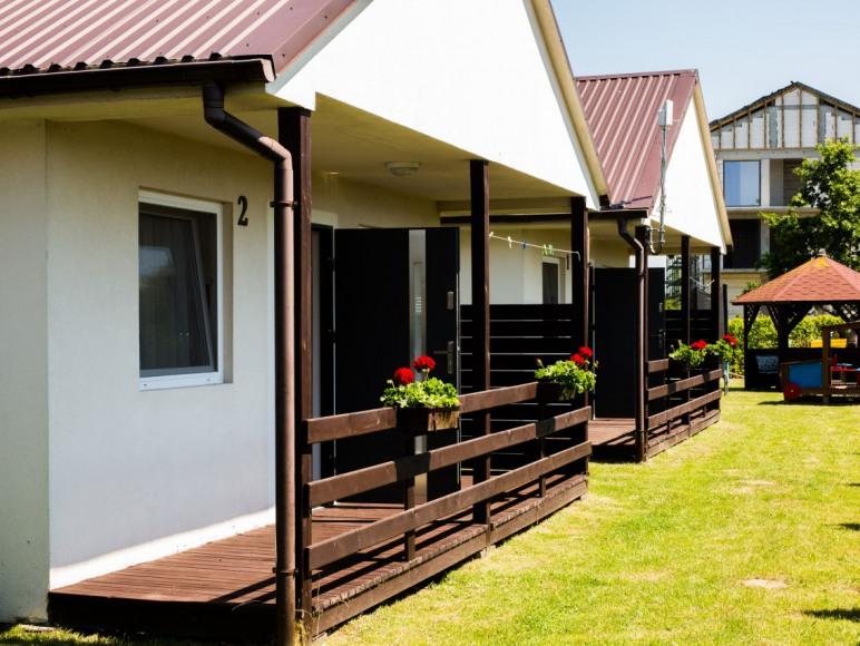 Rowyhills - Apartamenty i domki holenderskie Morze