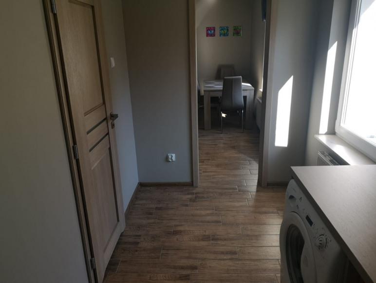 Samodzielne mieszkanie na parterze domu