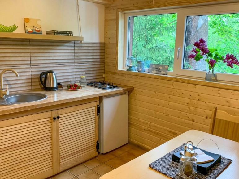 Kuchnia Dom Nad Rzeką