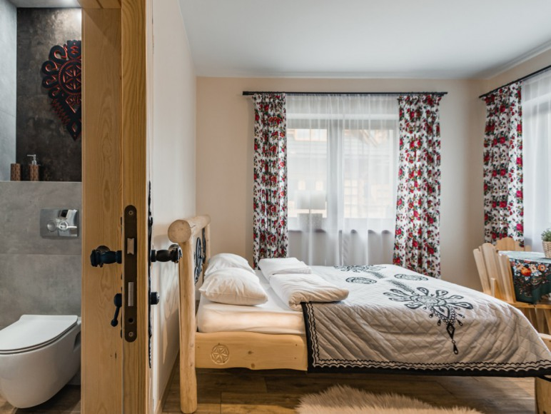 Widokówka Tatry pokoje i apartamenty