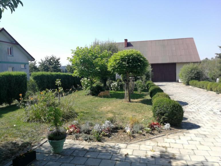 Ogród - miejsce na odpoczynek
