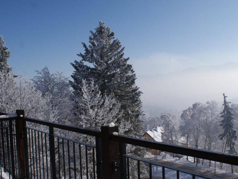 Apartament 5 osobowy z widokiem na góry