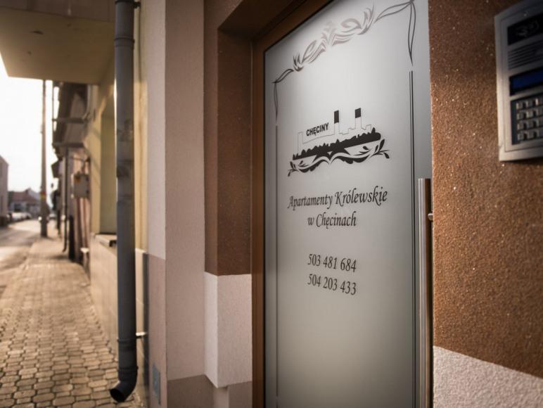 Apartamenty Królewskie w Chęcinach