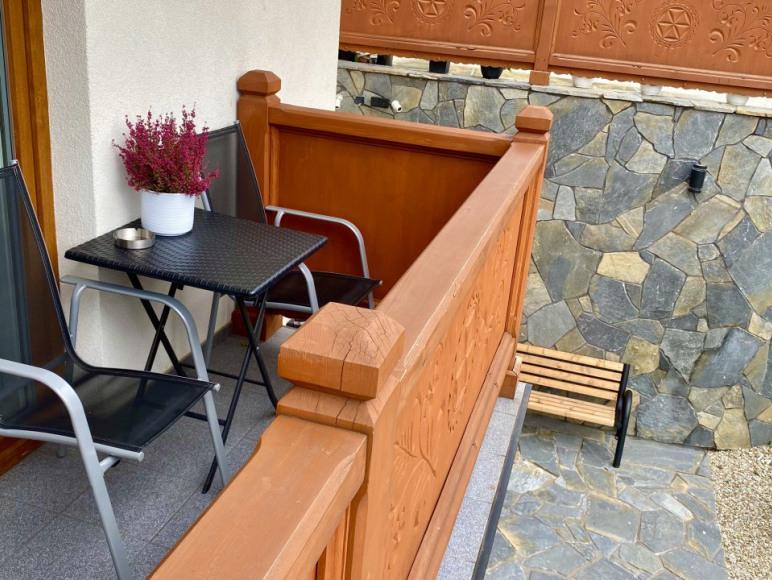 Balkon - Apartament nr 2