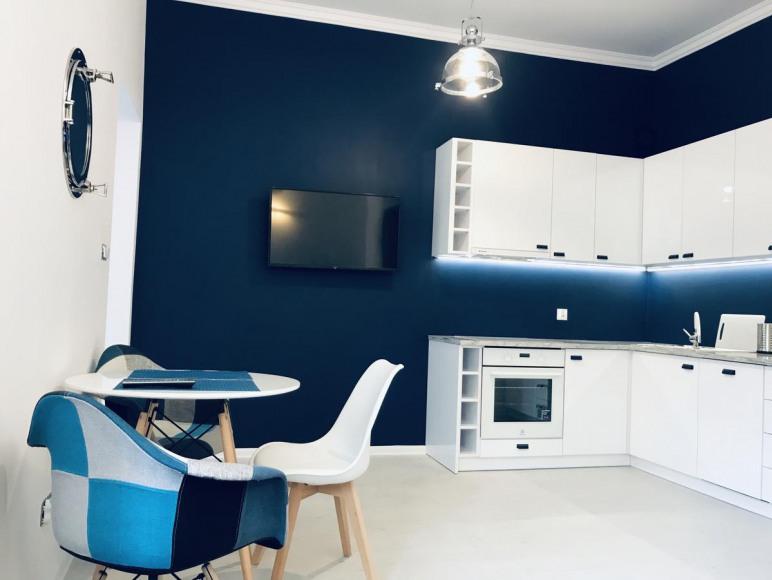 Kuchnia w apartamancie