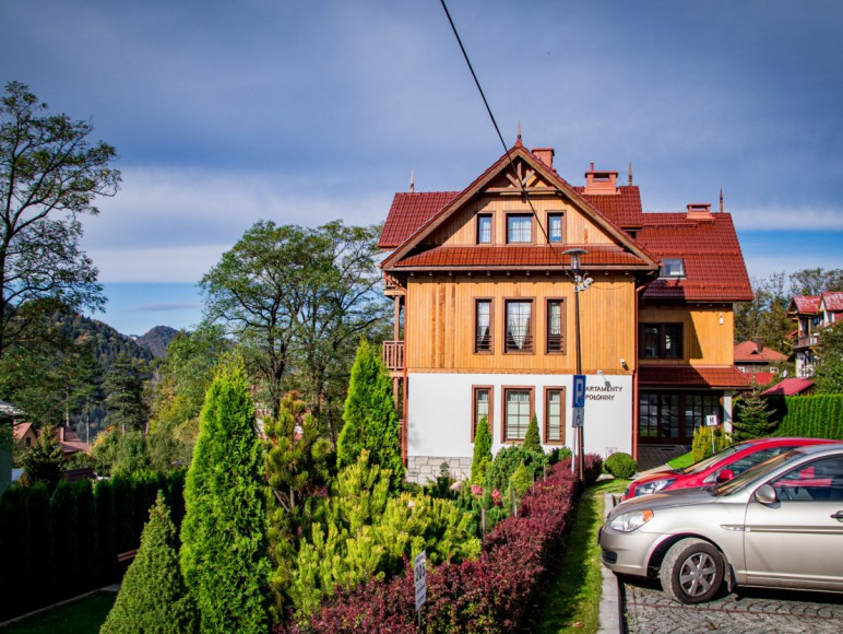 Apartamenty Połoniny