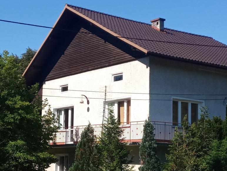 Dom w Przegini Narodowej - noclegi