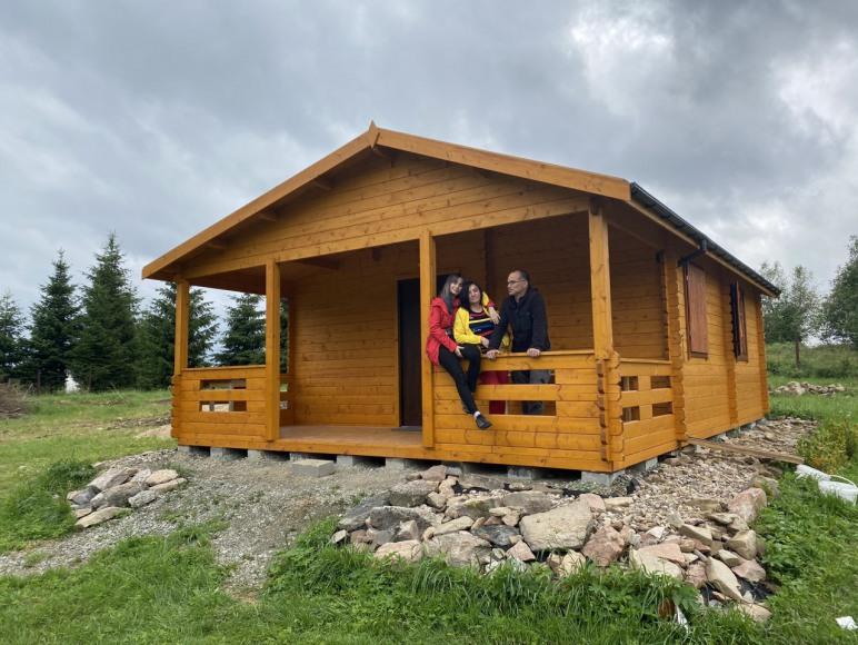 Domek w górach Sowia Kropla Życia