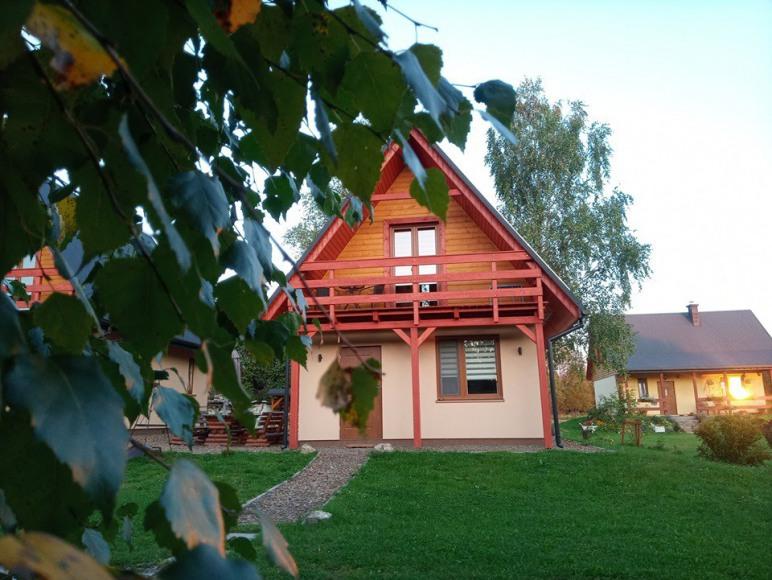 Domki Brzozówka w Bieszczadach