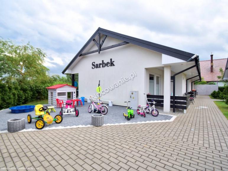 Domki letniskowe Sarbek