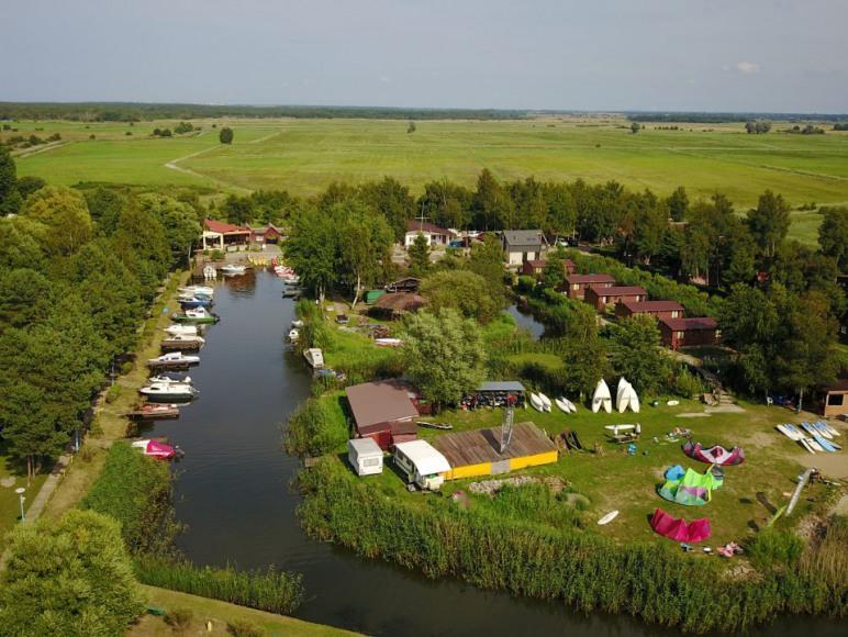 Domki Stanica Wodna