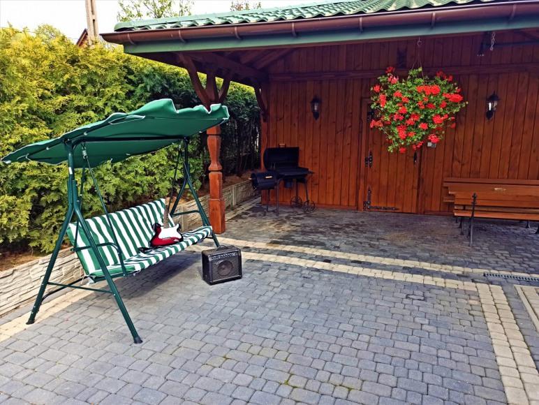 Gospodarstwo Agroturystyczne Nasz Dom w Daliowej