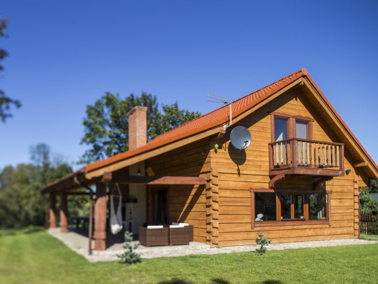 Kamionka House