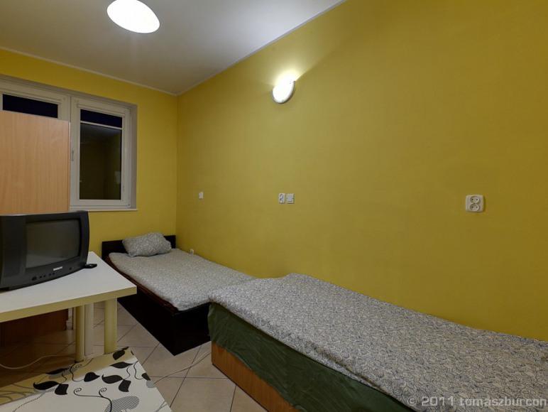pokój 2 osob w hostelu