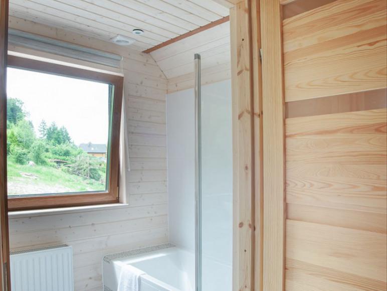 Borówka łazienka piętro