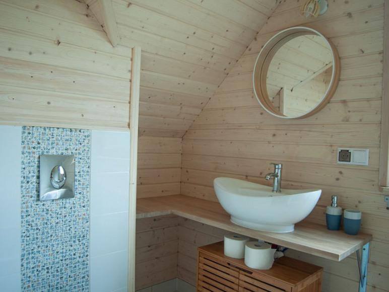 Borówka łazienka górna