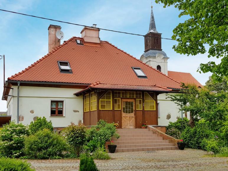 Mały Swór z XVI wieku -dom z klimatem