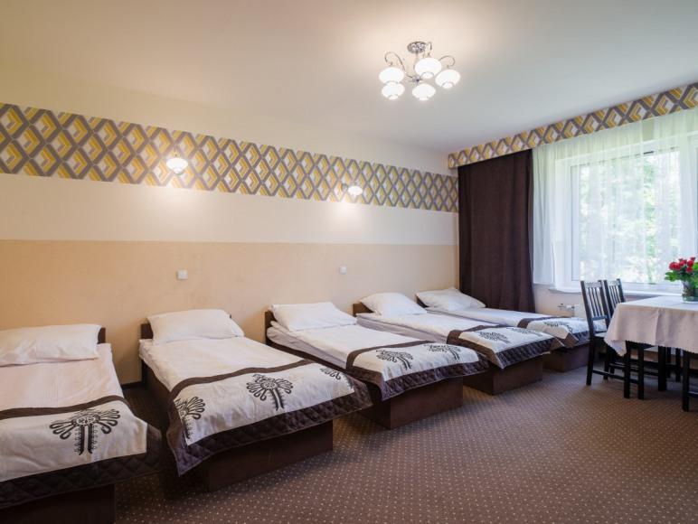pokój 4-osobowy Sangos