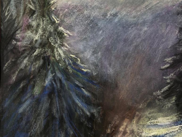Pracownia malarska - obrazy