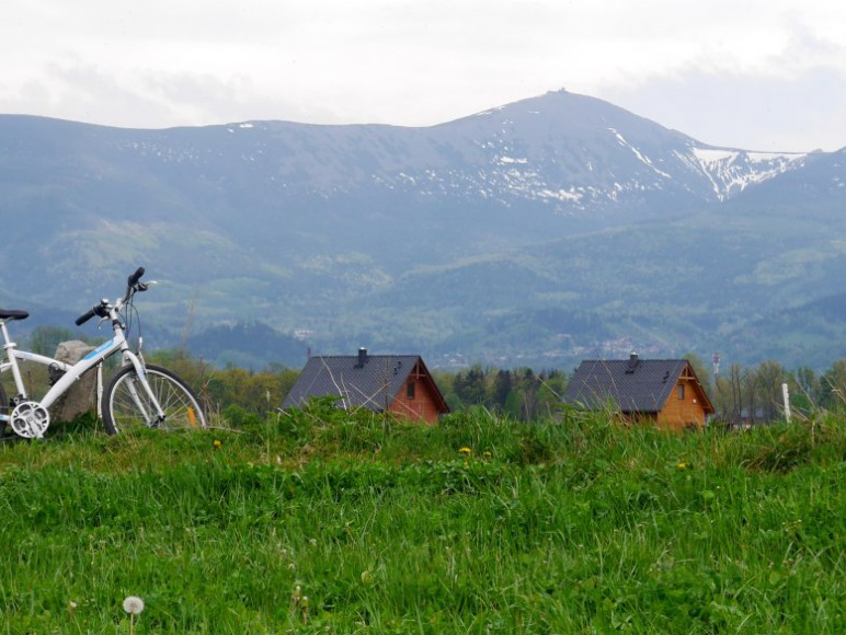 Sowi Kamień domek na wyłączność z widokiem na góry