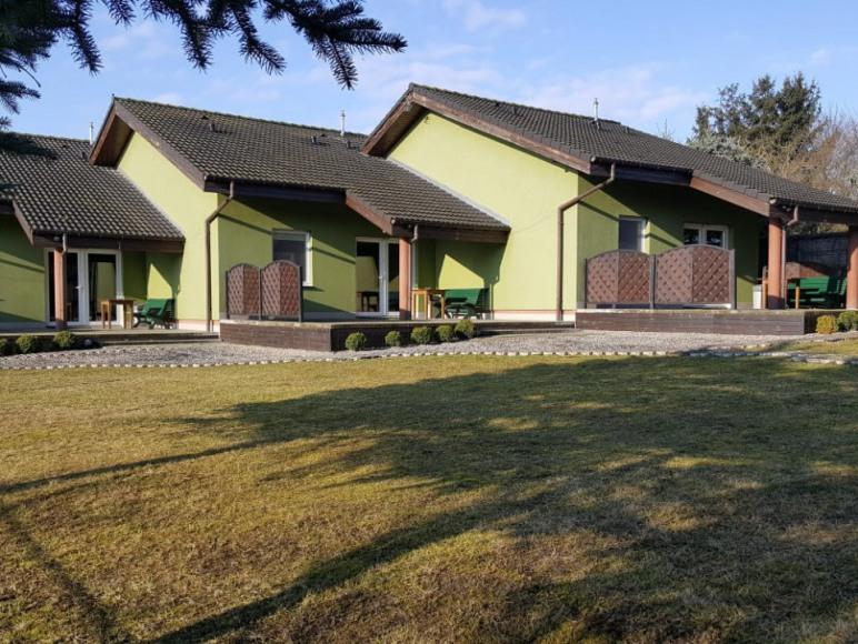 Trzy domki