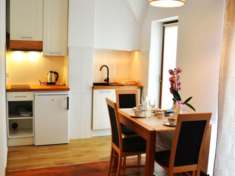 Willa Anna - Apartament 4 os.