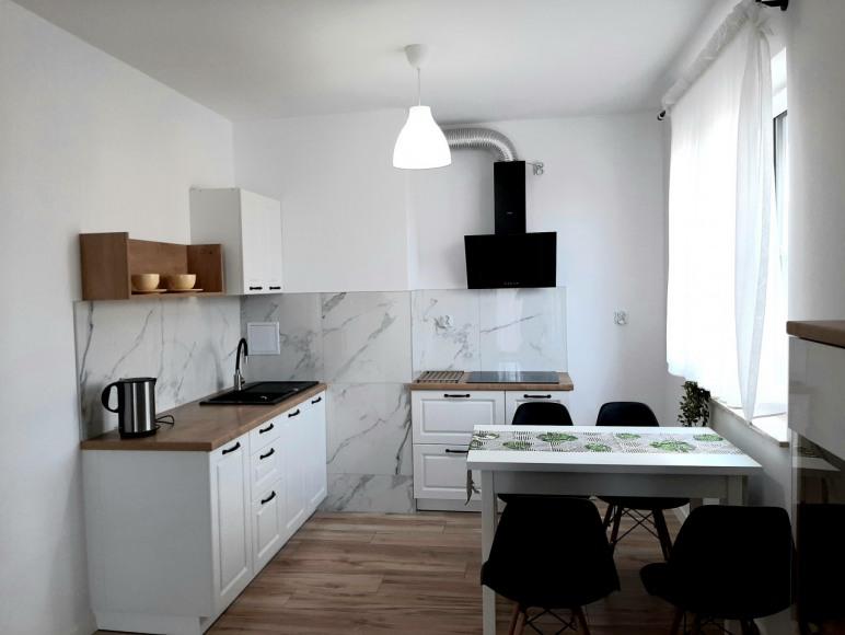 Apartament 2 pokojowy przy Monte Cassino