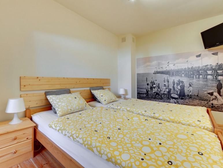 Apartamenty Joasia - 10 m od plaży