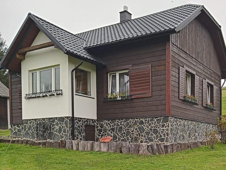 Dom pod jodłami