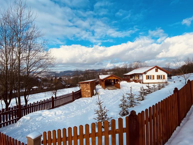 Dom Słoneczne Wzgórze