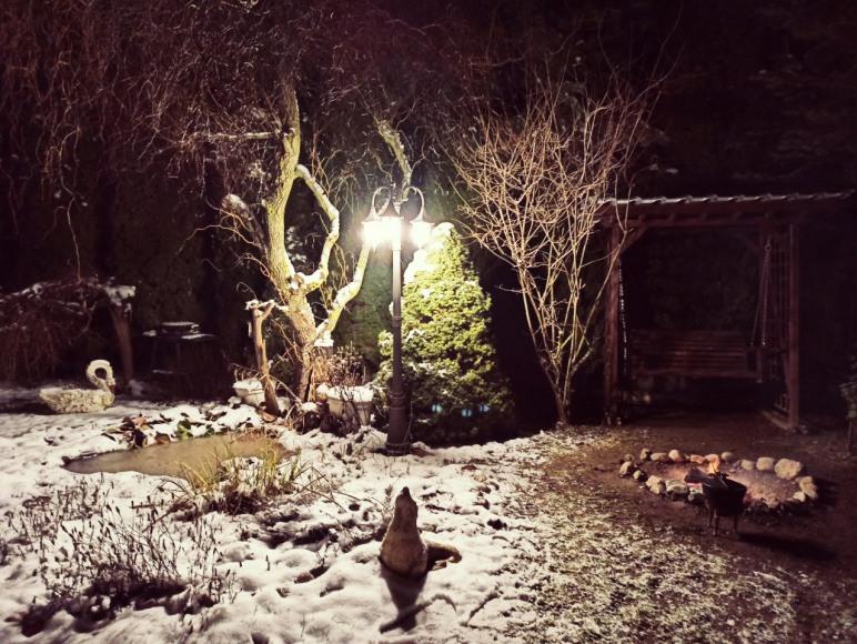 Zimą też bywa pięknie :)