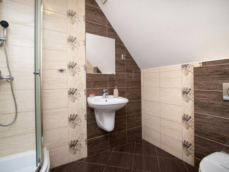 Pokój - łazienka