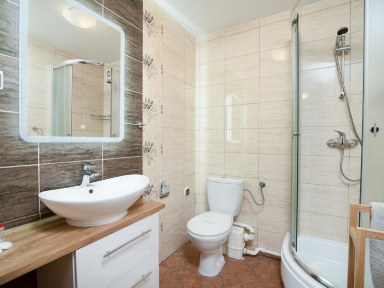 Studio 4 os - łazienka
