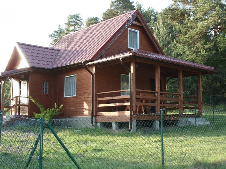 Domki wakacyjne Bory Tucholskie Tleń