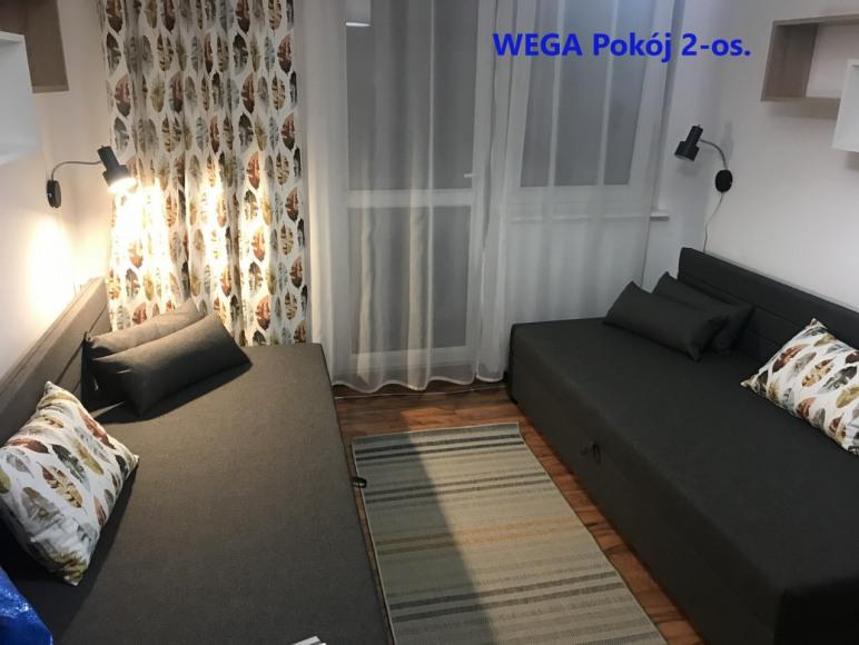 Dwa 3-pokojowe mieszkania w Gdańsku blisko plaży
