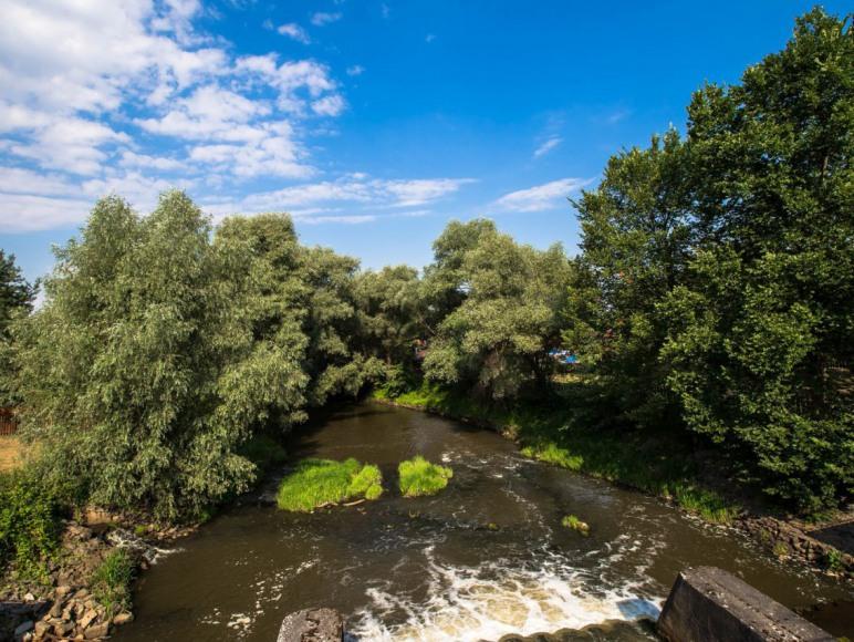 sąsiedztwo-rzeka Lubaczówka