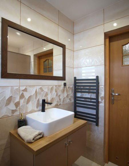 łazienka -na dwa pokoje