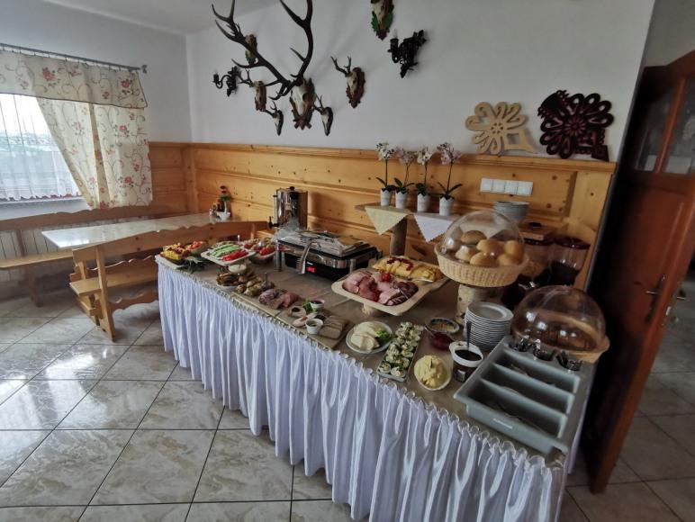 Pokoje gościnne u Zofii