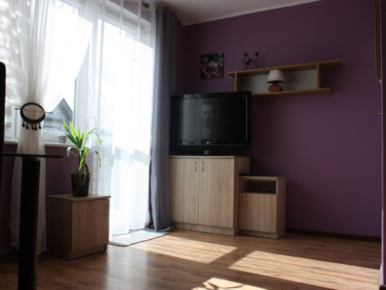 Apartament- pokój dzienny