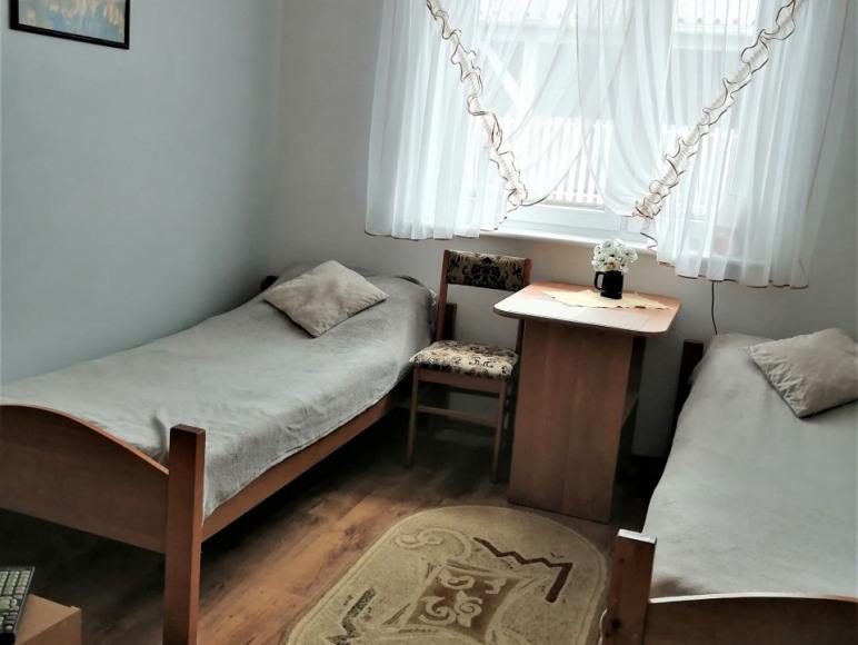 Trzeci pokój w apartamencie