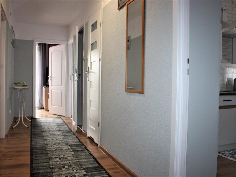 Korytarz w apartamencie