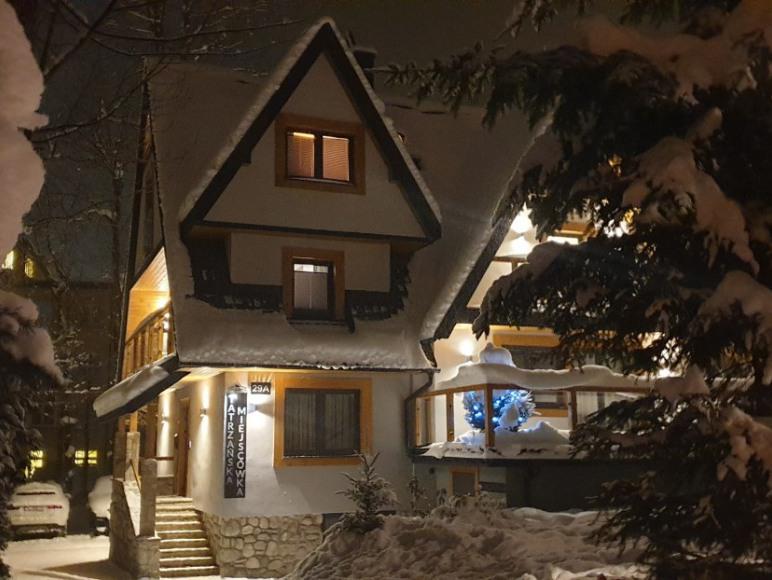 Tatrzańska Miejscówka