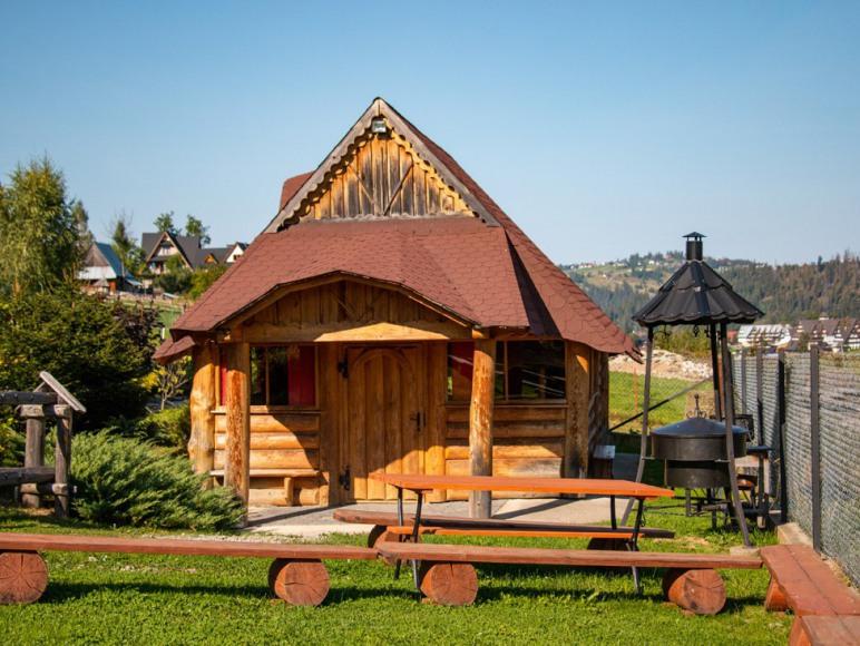 Dom Wypoczynkowy u Wójciaka - ogród
