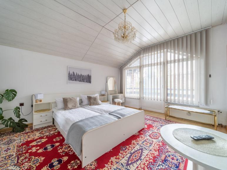 Apartament 2 pokojowy - sypialnia
