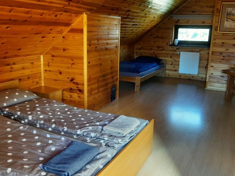 Chata Górska Sowa 4 sypialnie/cały/,blisko Karpacz