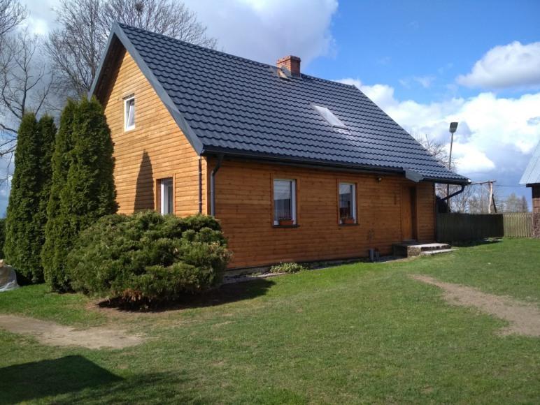 Dom do wynajęcia Bocianie gniazdo, Sauna