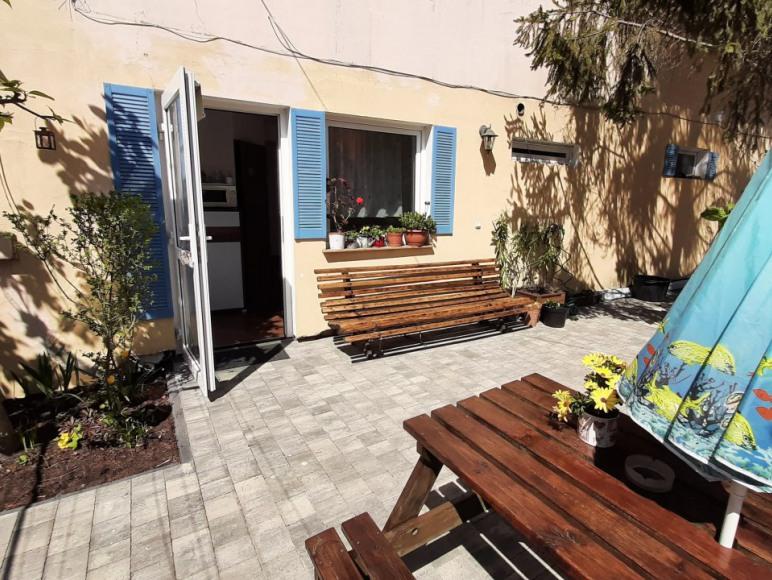 Pokój z ogródkiem