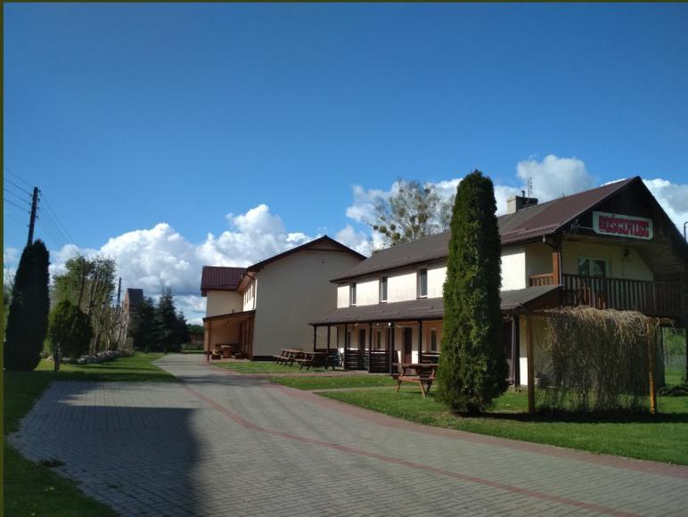 Ośrodek Agroturystyczny - Gościniec