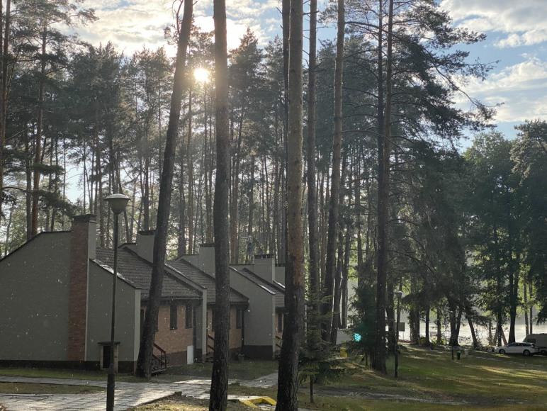 Ośrodek Wczasowy Zacisze